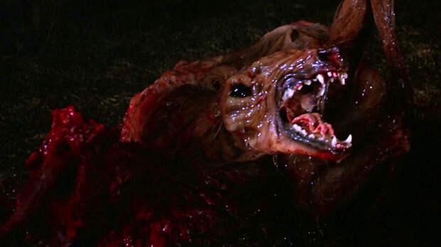 7. Нечто — «Нечто» (1982) кино, монстры, фильмы