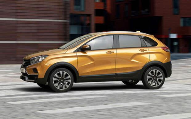 АВТОВАЗ объявил о дате начал продаж Lada XRAY Cross