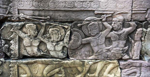 Археологи обнаружили в Камбодже затерянные города