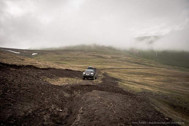 Тридцать километров страха или самый высокий перевал России