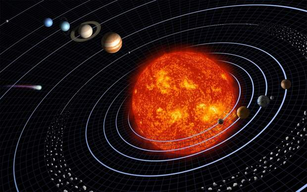 Солнечная система. Фото: pixabay.com