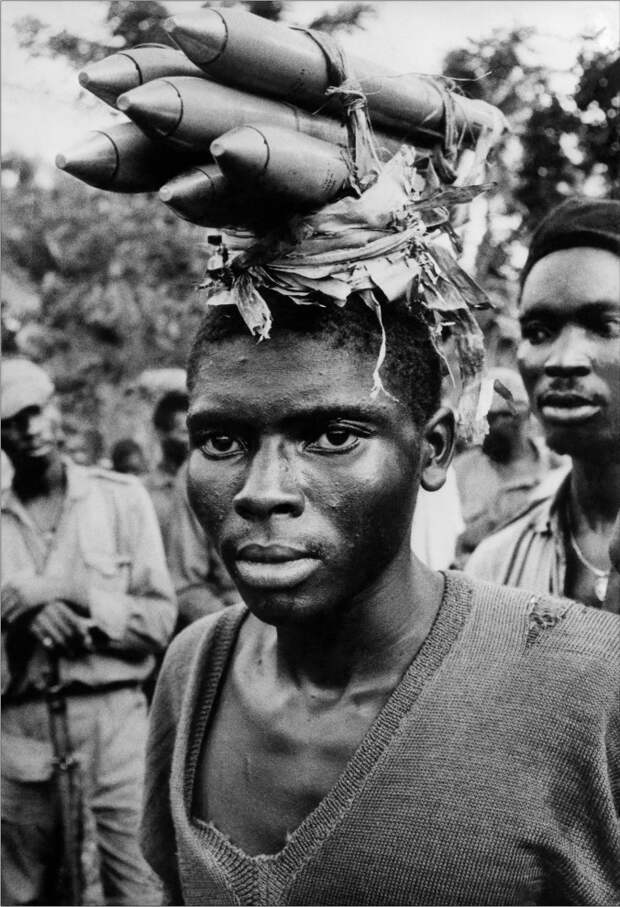 Военный фотограф Дон Маккалин
