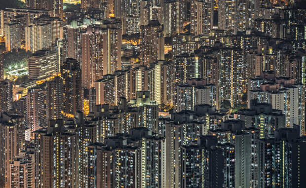 Гонконг Фотограф: Джулия Уиммерлин