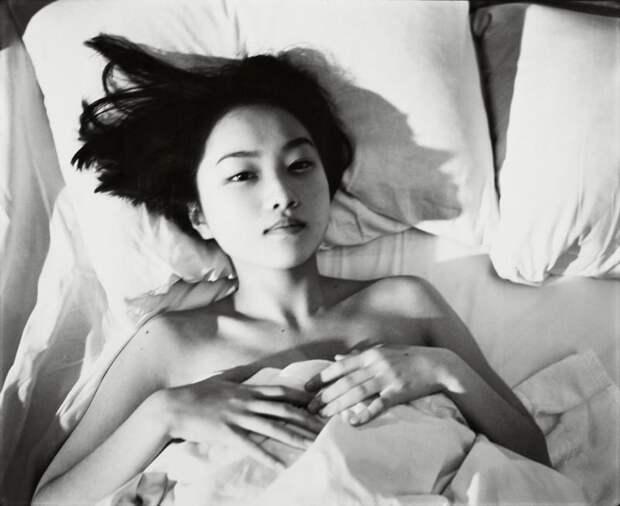 Сексуальные провокации фотографа из Японии