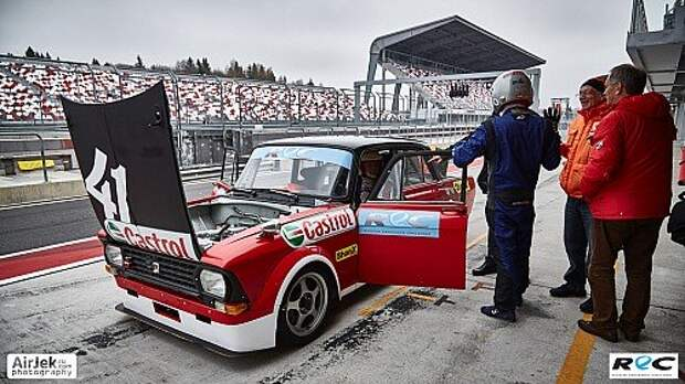 Russian Endurance Challenge: первый эндуранс на Moscow Raceway
