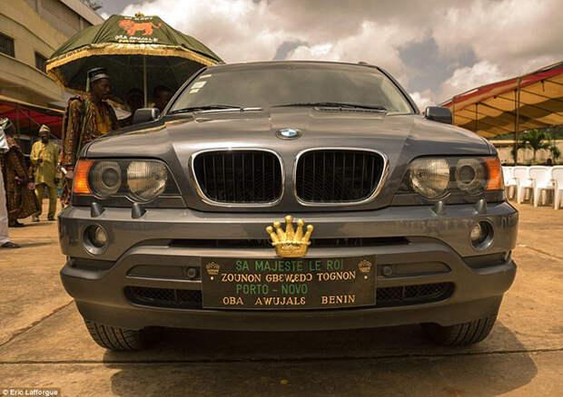 Экзотическая жизнь королей Бенина
