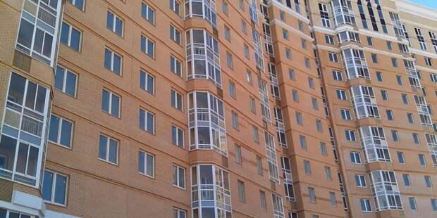 На Хорошевском шоссе появится жилой дом на 714 квартир