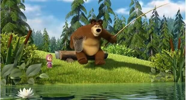 Права на показ «Маши и Медведя» приобрел телеканал Испании вслед за телеканалами других стран