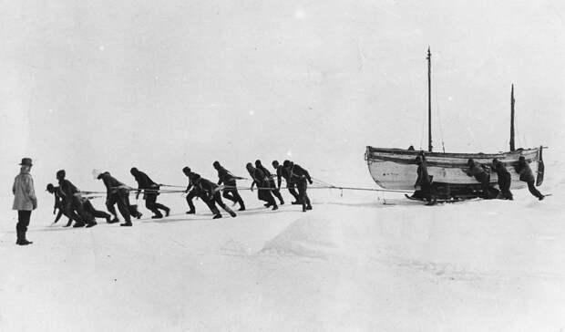 Эндьюранс: обреченная экспедиция, которую спасла смелость