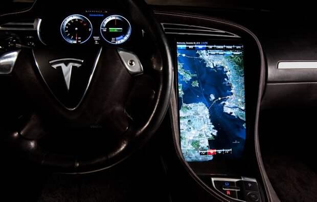 Автомобиль Tesla: технические характеристики