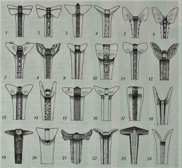 Самые интересные ятаганы Оружейной палаты Англии