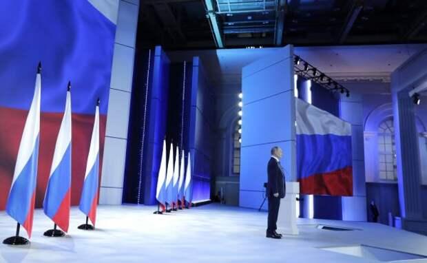 France 24: Послание Путина было очень интересным, жаль про Навального нислова