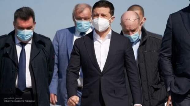 Экономист Головачев предсказал бегство президента Зеленского из Украины