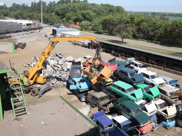 По программе утилизации уже разошлось 100 тыс. автомобилей