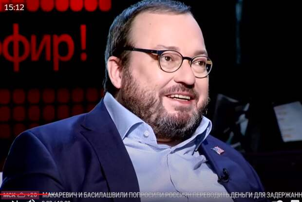 """Алексиевич под """"Дождем"""" и с Гордоном"""