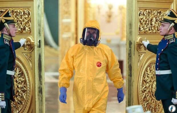 Срочный доклад главврача Путину - стала известна дата окончания эпидемии коронавируса