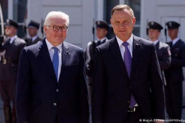 Польша Германии – лучше маленький рубль, чем большое «простите»