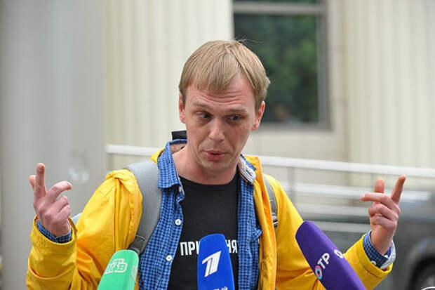 Голунов потребовал 5 миллионов с задерживавших его полицейских