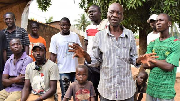 Жители ЦАР подозревают ООН в снабжении боевиков минами