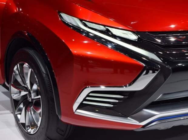Mitsubishi намерена продолжить разработки автомобилей в стиле Lada XRay