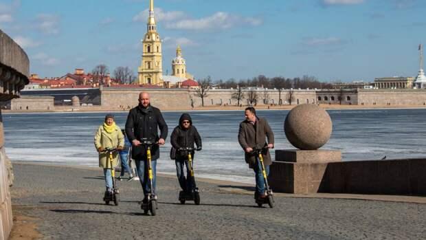 Сочи и Петербург россияне назвали лучшими городами для командировок