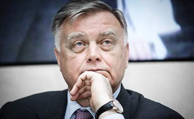 Якунин назвал «идиотами» наложивших арест на имущество России