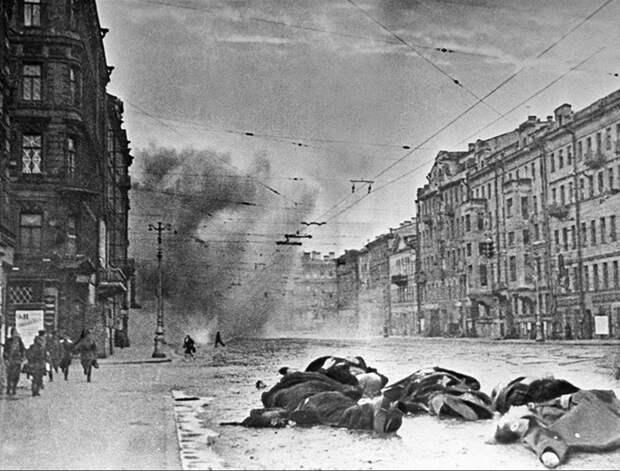 О жизни в блокадном Ленинграде