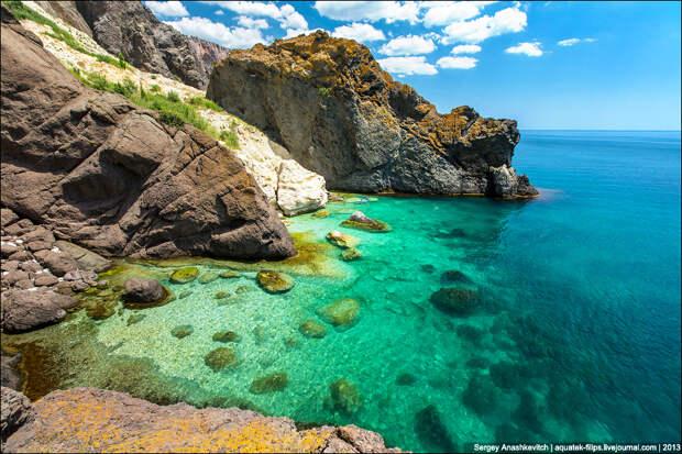 Какой он, настоящий Крым в разное время года
