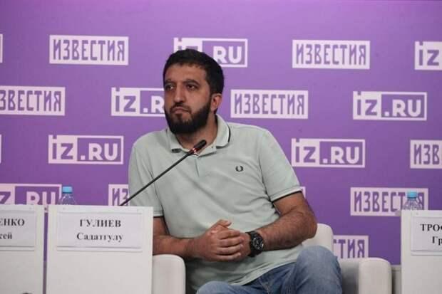 """Российские следователи начали проверку в отношении азербайджанского """"эксперта"""""""