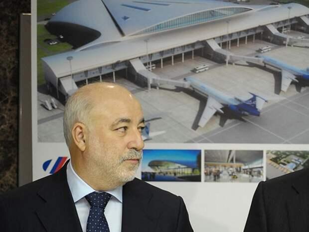 Вексельберг перевел «Аэропорты регионов» из офшора в российскую юрисдикцию