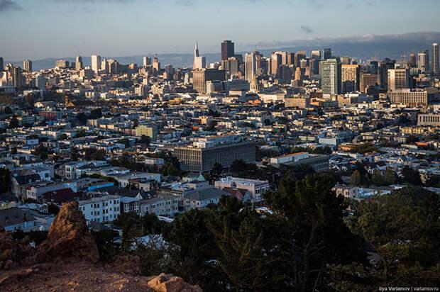 Сан-Франциско - рай для программистов