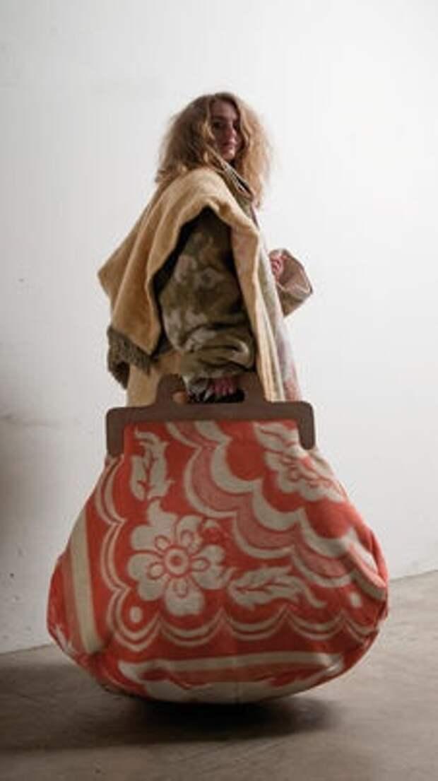 Сумки из одеяла - в поисках вдохновения (подборка)