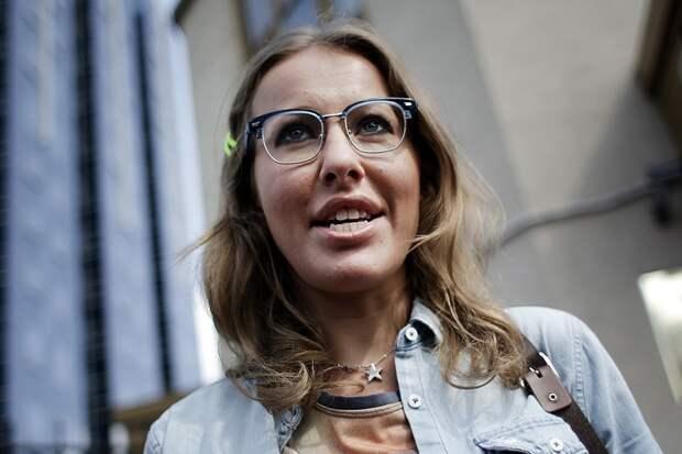 «Ну, подурачились»: скандалистка Собчак оправдала БДСМ-выходку выпускников Владивостока