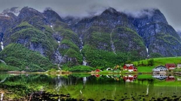 10 самых чистых стран в мире