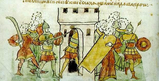 Как правил и как погиб Андрей Боголюбский