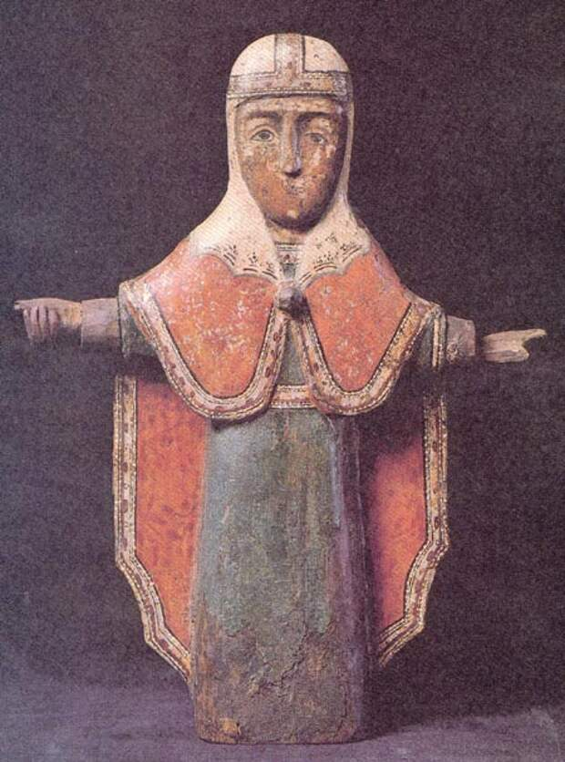 Славянские древности. Мокошь
