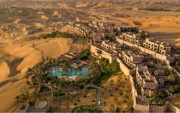 Вдали отмирской суеты: 10 самых уединенных отелей напланете