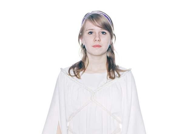 Портреты девочек из ордена «Дочери Иова», самой закрытой околомасонской молодежной организации