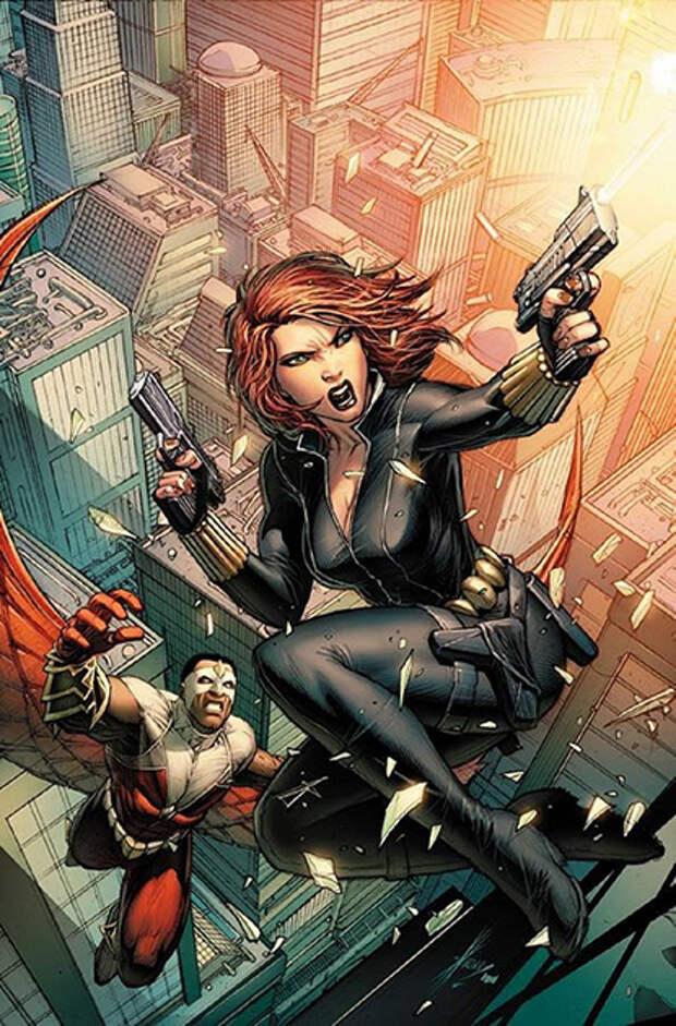 Ты агрегат, Дуся. 15 героинь комиксов, которые умнее и сильнее мужчин