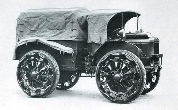 Fiat P4