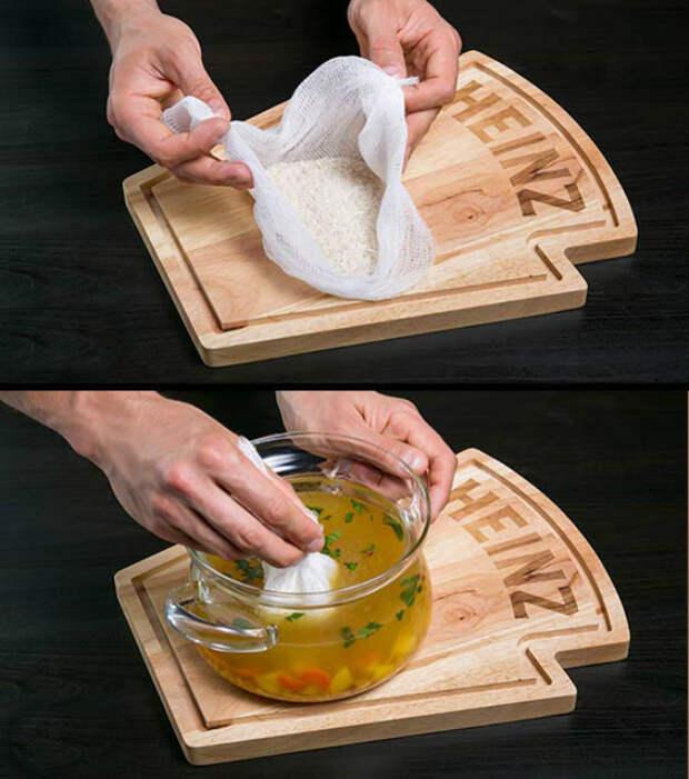 Слишком соленый суп. | Фото: Со Вкусом.