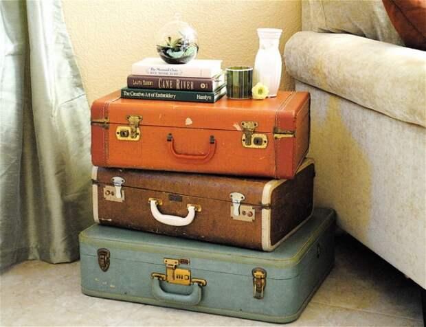 Вторая жизнь чемодана
