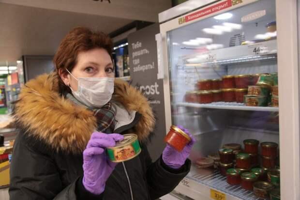 Икру лучше покупать в фабричной упаковке / Фото: Андрей Дмытрив