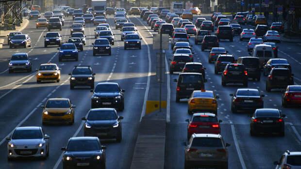 Россиян собираются штрафовать за скрутку автопробега