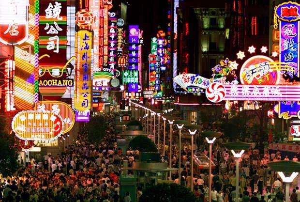 Перенаселение в Китае