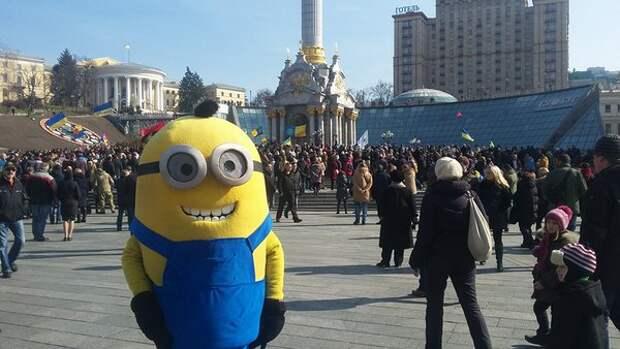 Инстинкт страуса. Зачем России на Украине немой посол-невидимка?