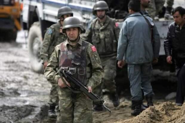 Турция решила вмешаться вситуацию наДонбассе на стороне ВСУ