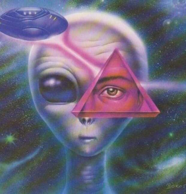 Пришельцы всегда находились на Земле и не прекращали своих экспериментов над человечеством