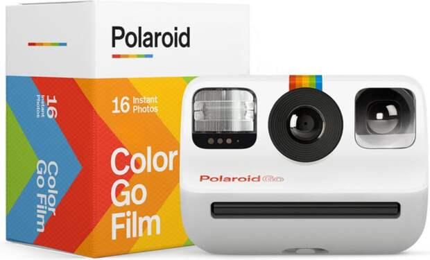 Polaroid представил самую маленькую в мире камеру мгновенной печати