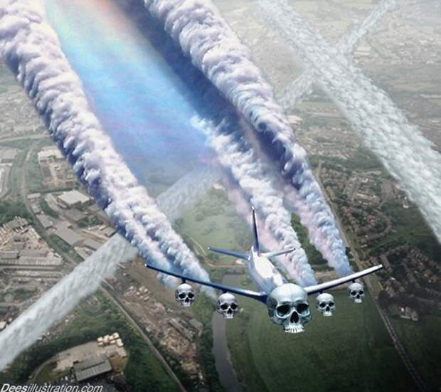 Chemtrail Photo Gallery